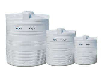NOVA Vertical Water Storage Tanks