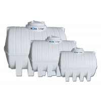 NOVA Horizontal Water Storage Tanks