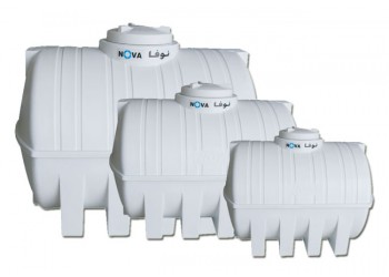 NOVA Horizontal Water Storage Tanks
