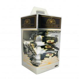 CHOCOLATE DATES WHITE BOX ( 300 Grams )
