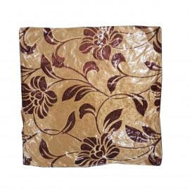 Floral Filled Cushion 45 X 45 CM