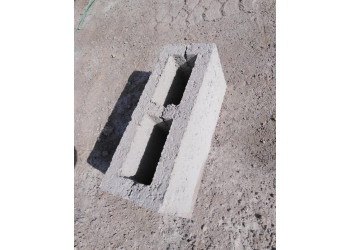 6 inches Hollow Block