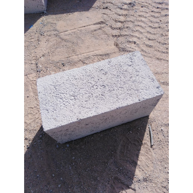 8 inches Solid Block