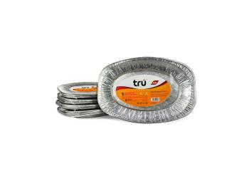 Aluminium Platter Tru AP6586 (5 pcs per pack)