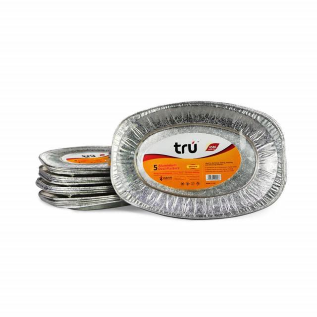 Aluminium Platter Tru AP6586