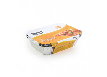 Aluminium Container TRU AC83185 (10pcs per pack)
