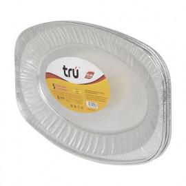 Aluminium Platter Tru AP65180 (5pcs per pack)