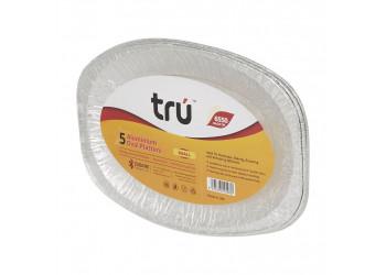 Aluminium Platter Tru AP6550 (5 pcs per pack)