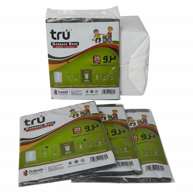 Garbage Bag Virgin- 65x95cm (20 packs per 20 pcs)