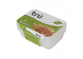 Microwave Container Tru MWC500 (5pcs per pack)