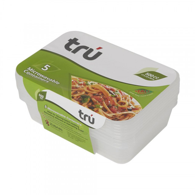 Microwave Container Tru MWC500