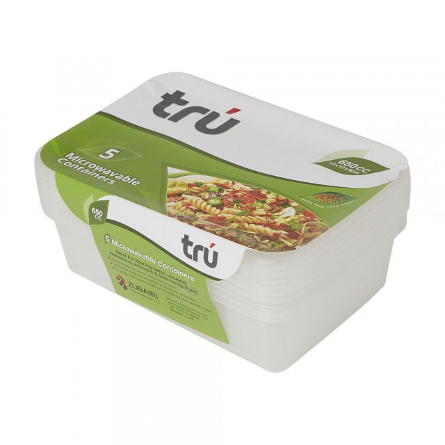 Microwave Container Tru MWC650