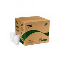 Plastic cup white 5 oz (20X50 pcs)