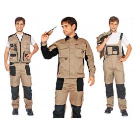 Poly Cotton Lablour Uniforms