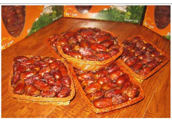 Dates in Baskets 500g
