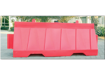 Red Road Barrier