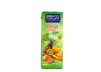Fruit Cocktail  Drink 250 Ml.