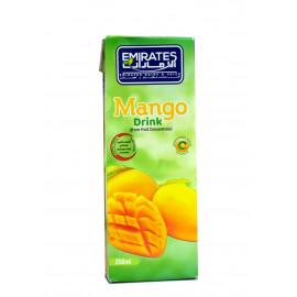 Mango Drink 250 ML X 24 Pieces Per Box