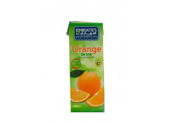 Orange Drink 250 Ml.