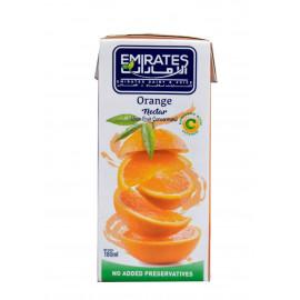 Orange Nectar 180 ML X 27 Pieces Per Box