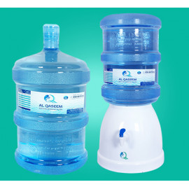 AL QASEEM 5 GALLON DRINKING WATER BOTTLE