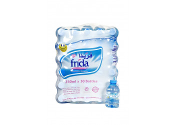 Frida 250 ML Drinking Water ( 30 Pieces Per Box )