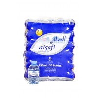 Al Safi 250ml Drinking Water ( 30 Pieces Per Pack )