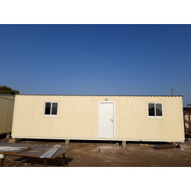PREFAB FIRE RATED OFFICE CABIN