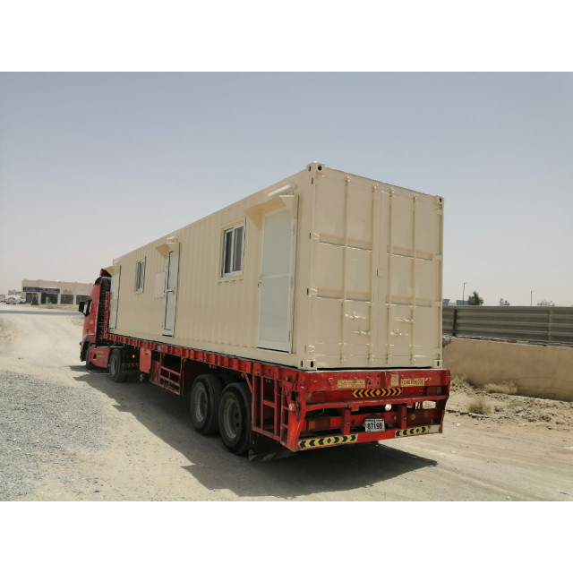 Modified Container
