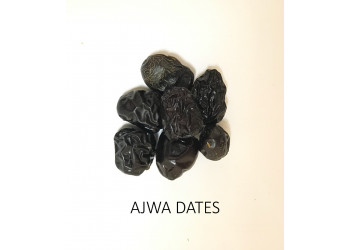 AJWA DATES ( Available Packaging 5 KG and 10 KG )