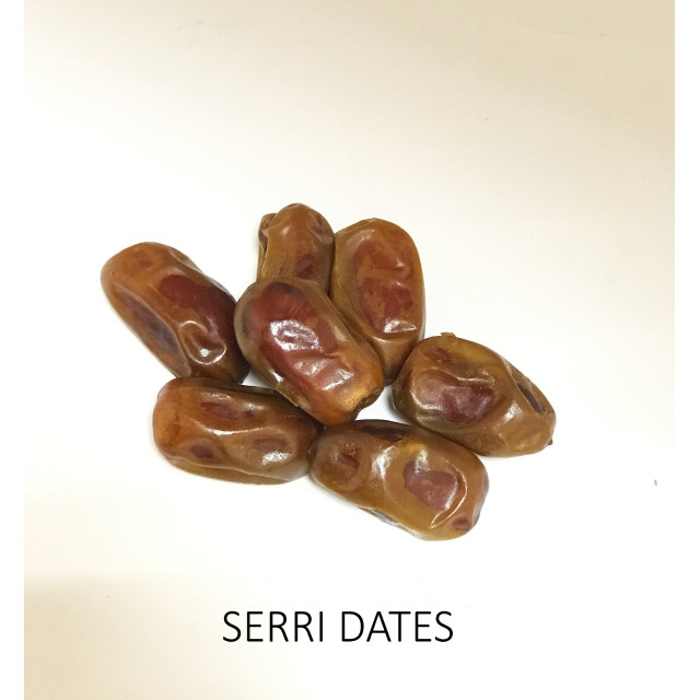 SERRI DATES per Kg