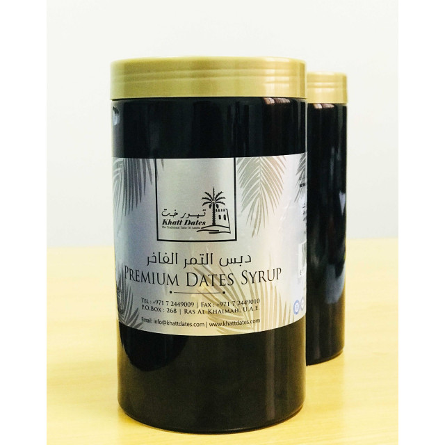 DATES SYRUP 1 KG