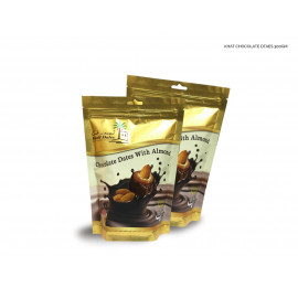 CHOCOLATE DATES POUCH ( 300 Grams )