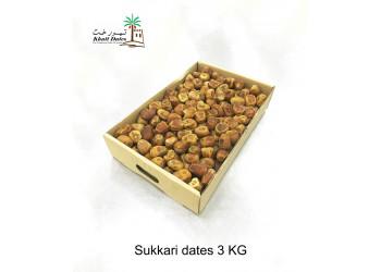 SUKKARY DATES 3kg