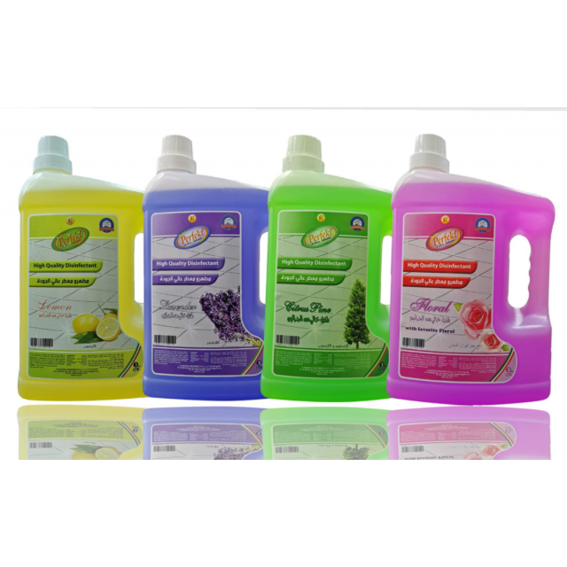 Perfekt Clean Disinfectant ( 3 LTR X 4 )