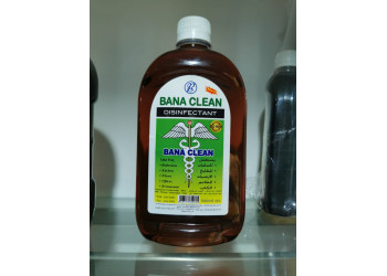 BanaClean Disinfectant ( 500ml X 24 )