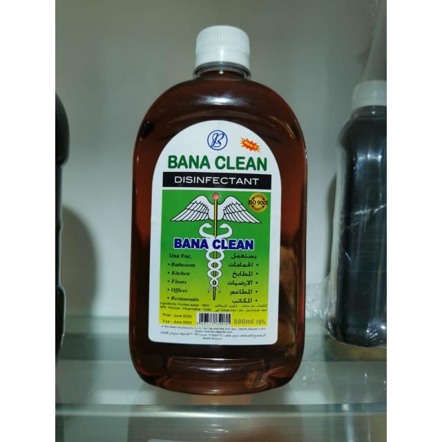 BanaClean Disinfectant ( 500ml X 24 )