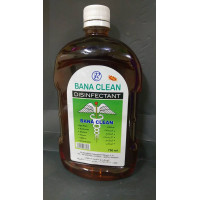 BanaClean Disinfectant 750 ml x 12