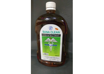BanaClean Disinfectant(  750 ML X 12 )