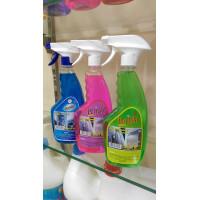 Perfekt Clean Glass Cleaner 1x 12 650 ml