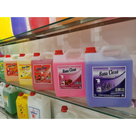 Banaclean Hand Wash ( 5 L X 4 )