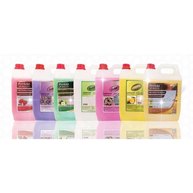 Perfekt Clean Disinfectant ( 4 LTR X 4 )