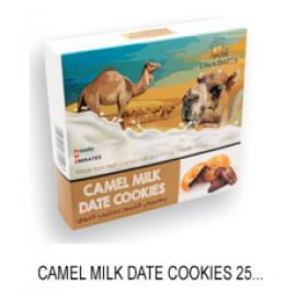 Camel Milk Date Cookies 250 Grams  ( Box )