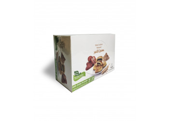 Date Cookies Mamoul ( No Added Sugar ) 600 Grams ( Snack Box )