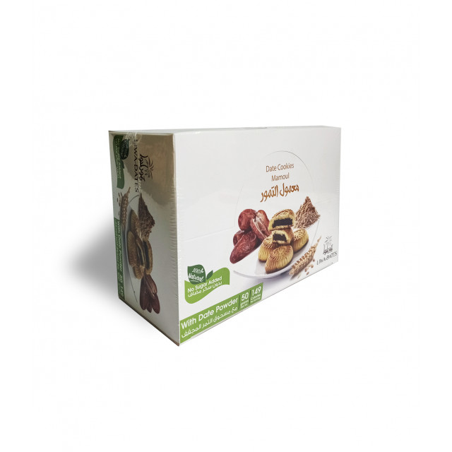 Date Cookies Mamoul (No Added Sugar) 600g