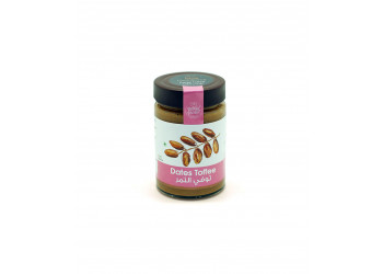 Dates Toffee 360 Grams ( Bottle Jar )