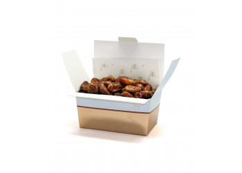 Khalas Dates UAE 1 KG ( Paper Box )