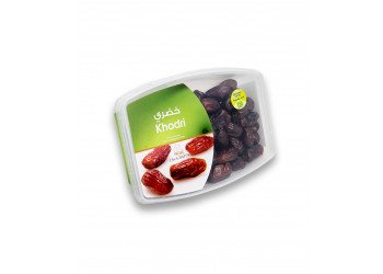 Khodri Dates 375 Grams  ( Container )