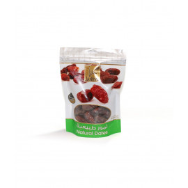 Natural Dates 300 Grams  ( Pouch )