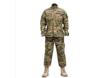 512-Military Uniform (Camouflage Shirt & Pant)